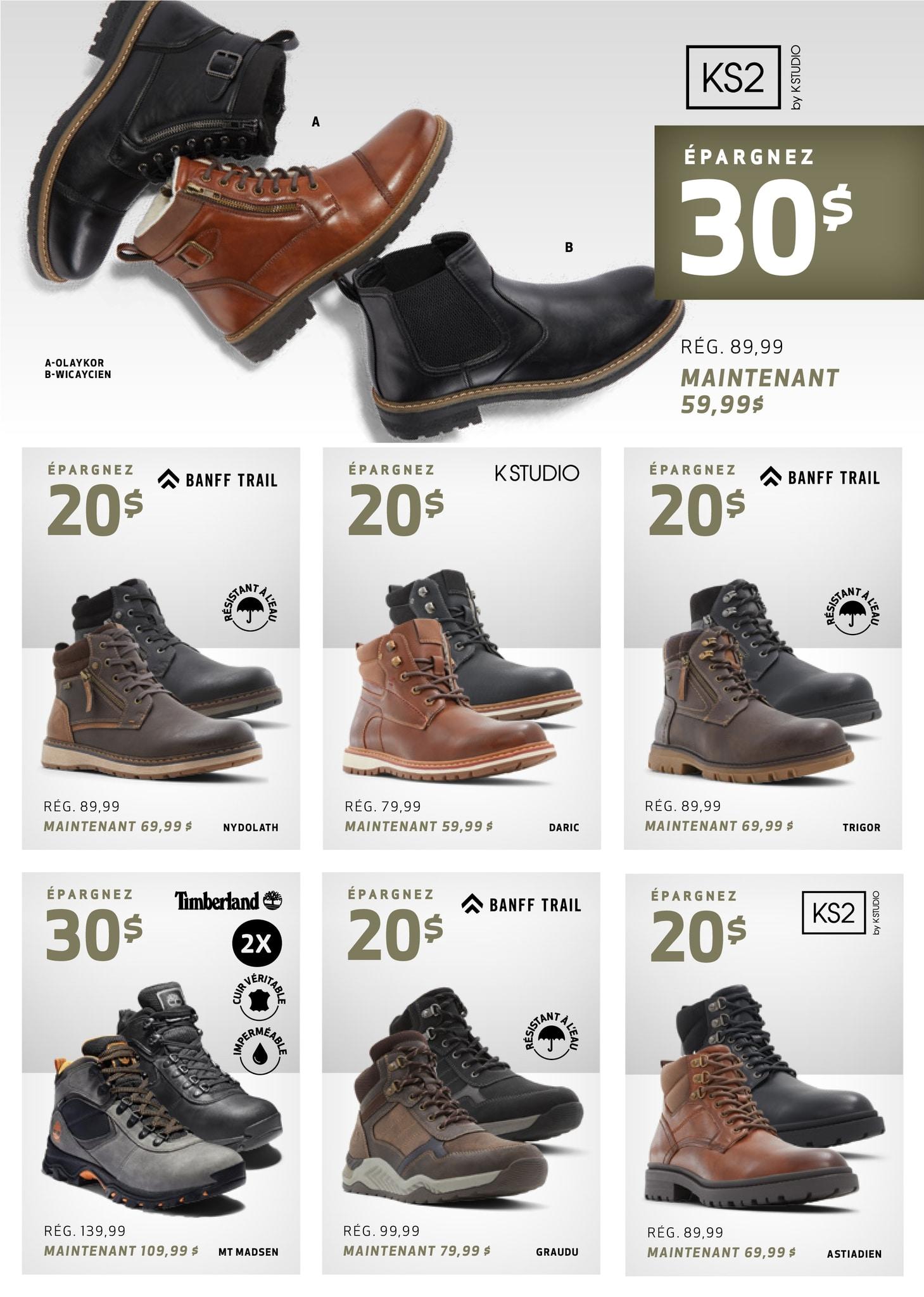 Circulaire Chaussures GLOBO du 13 au 24 Octobre 2021 - Page 8