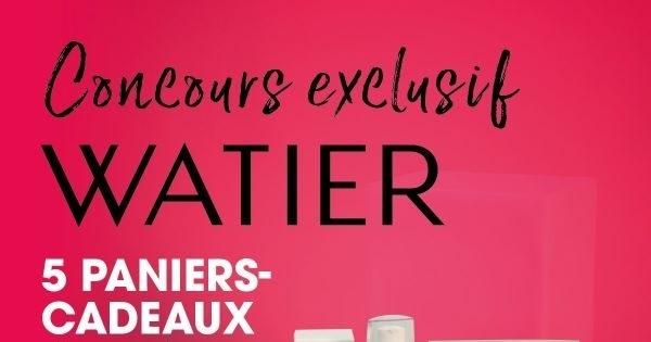 Concours CONCOURS ÉVÉNEMENT EXCLUSIF LISE WATIER!