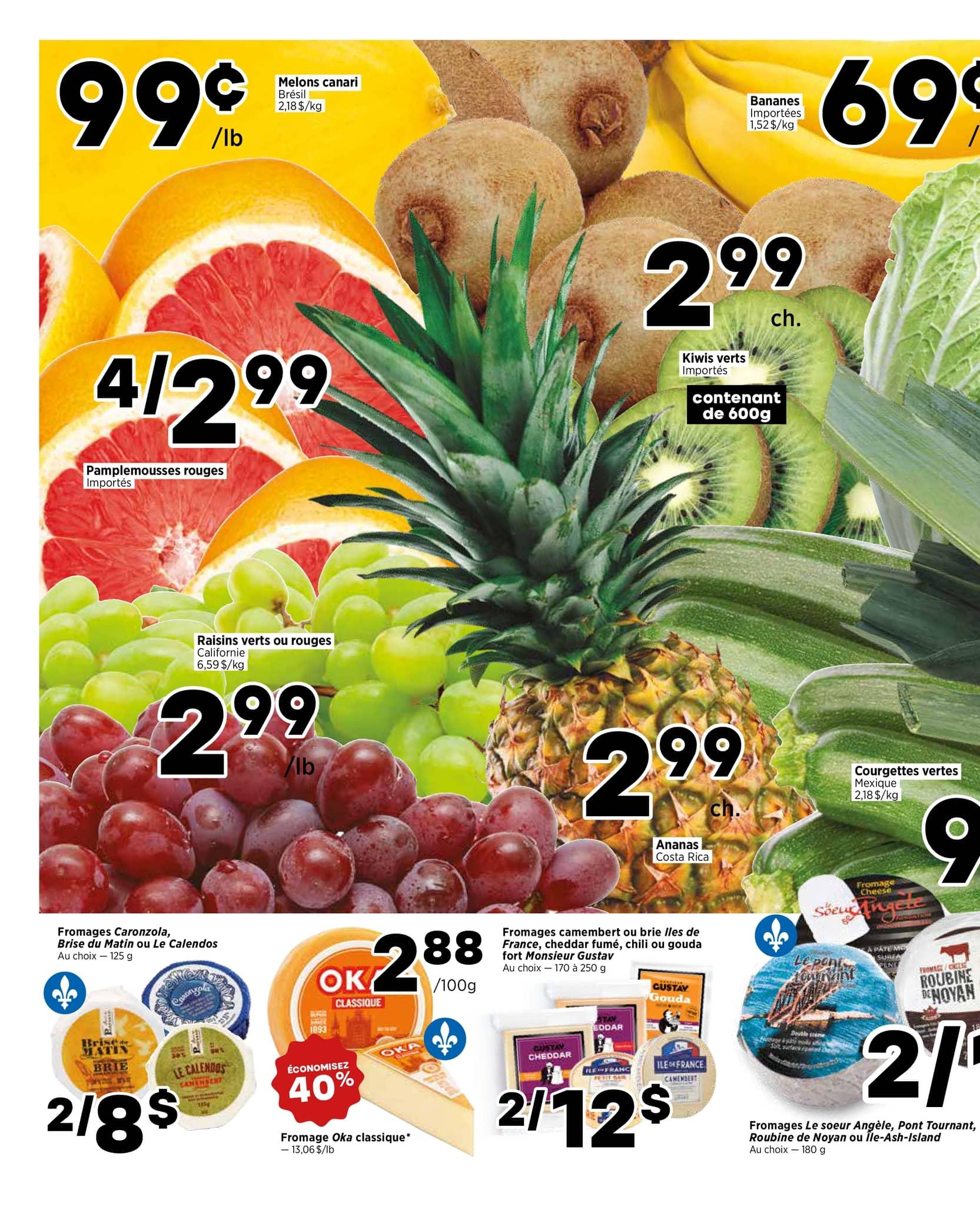 Circulaire Marché Végétarien du 20 au 27 octobre 2021 - Page 2