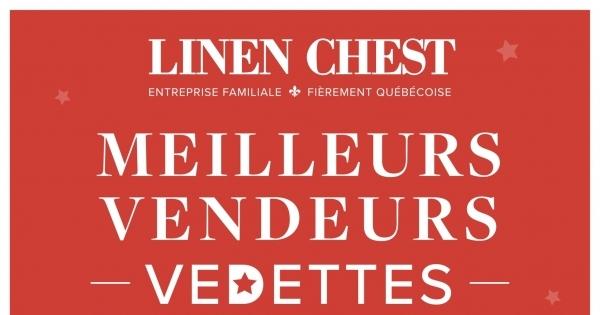 Image de la Promotion Circulaire Linen Chest du 21 au 31 Octobre 2021
