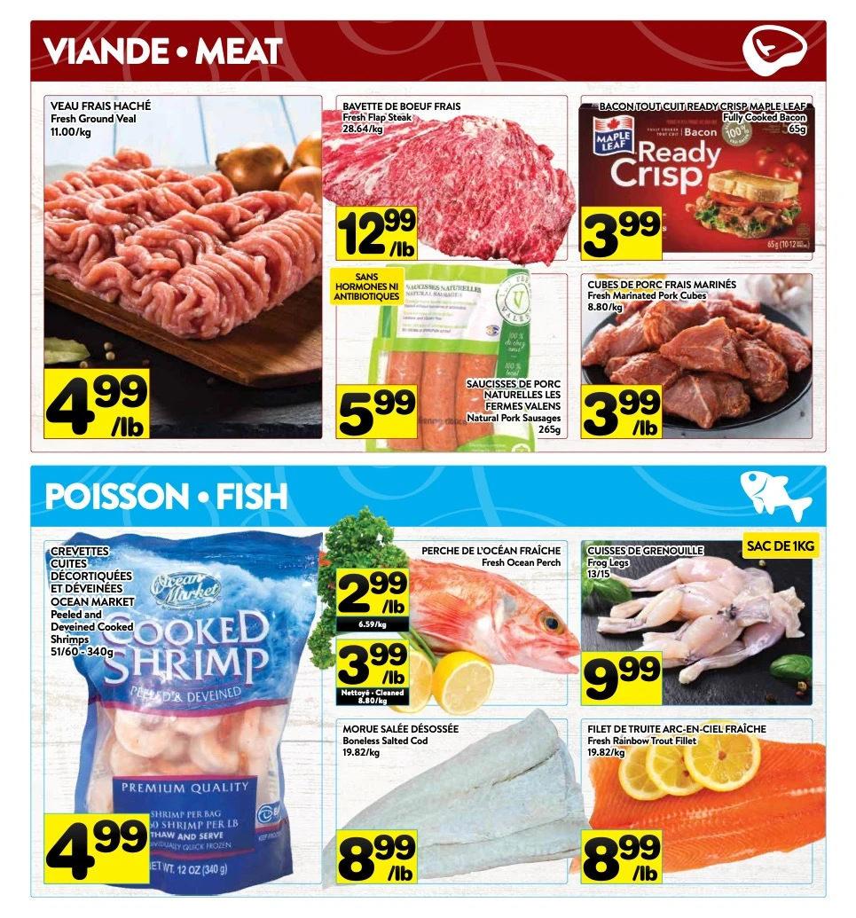 Circulaire Supermarché P.A. du 25 au 31 octobre 2021 - Page 2