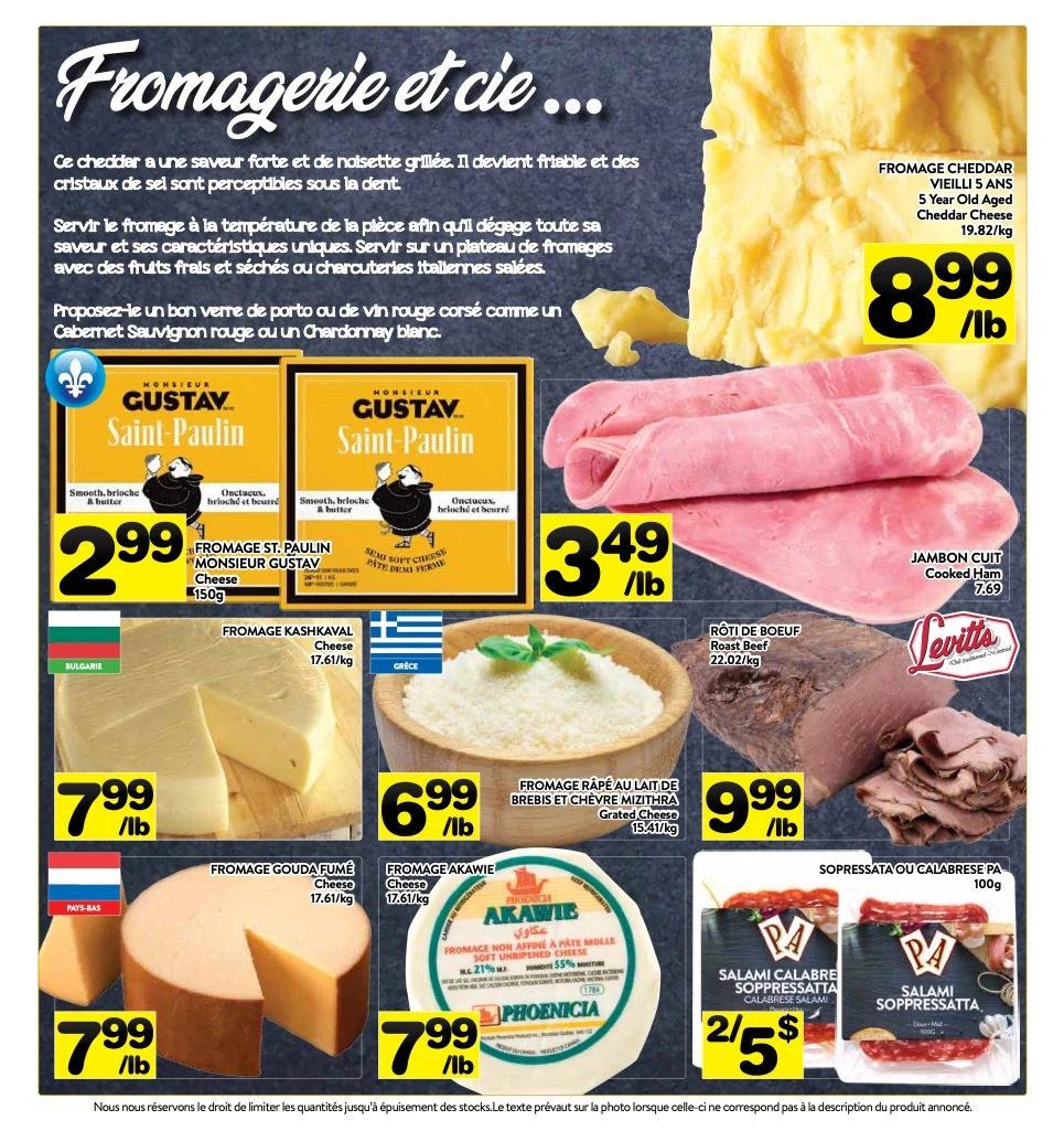Circulaire Supermarché P.A. du 25 au 31 octobre 2021 - Page 3