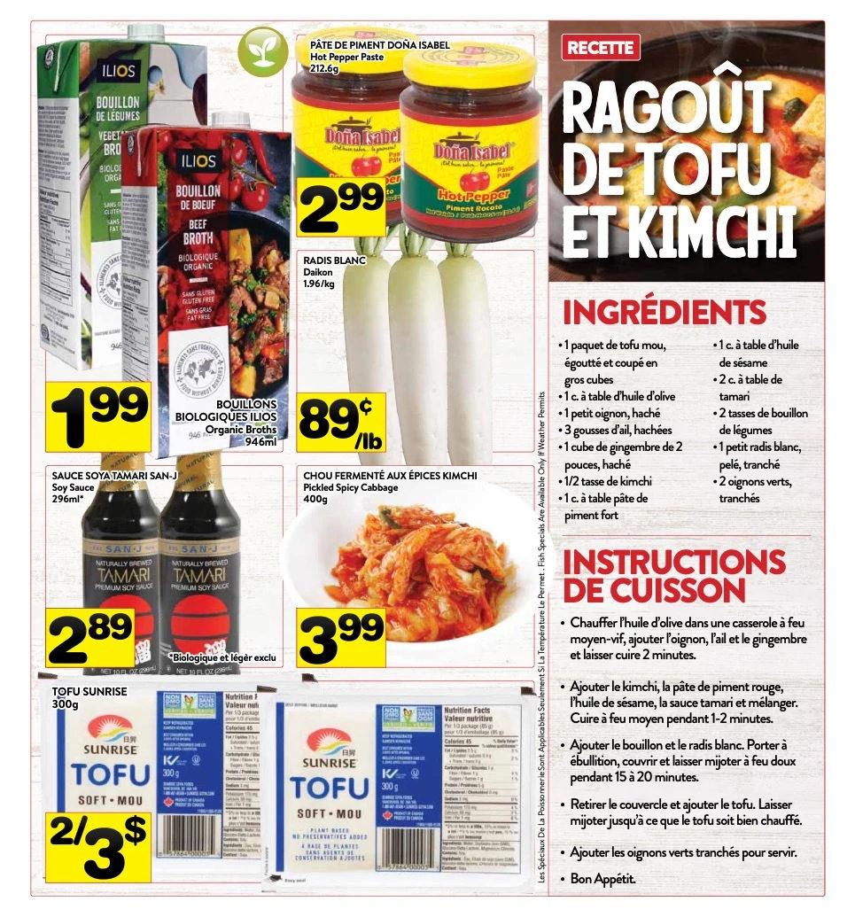 Circulaire Supermarché P.A. du 25 au 31 octobre 2021 - Page 4