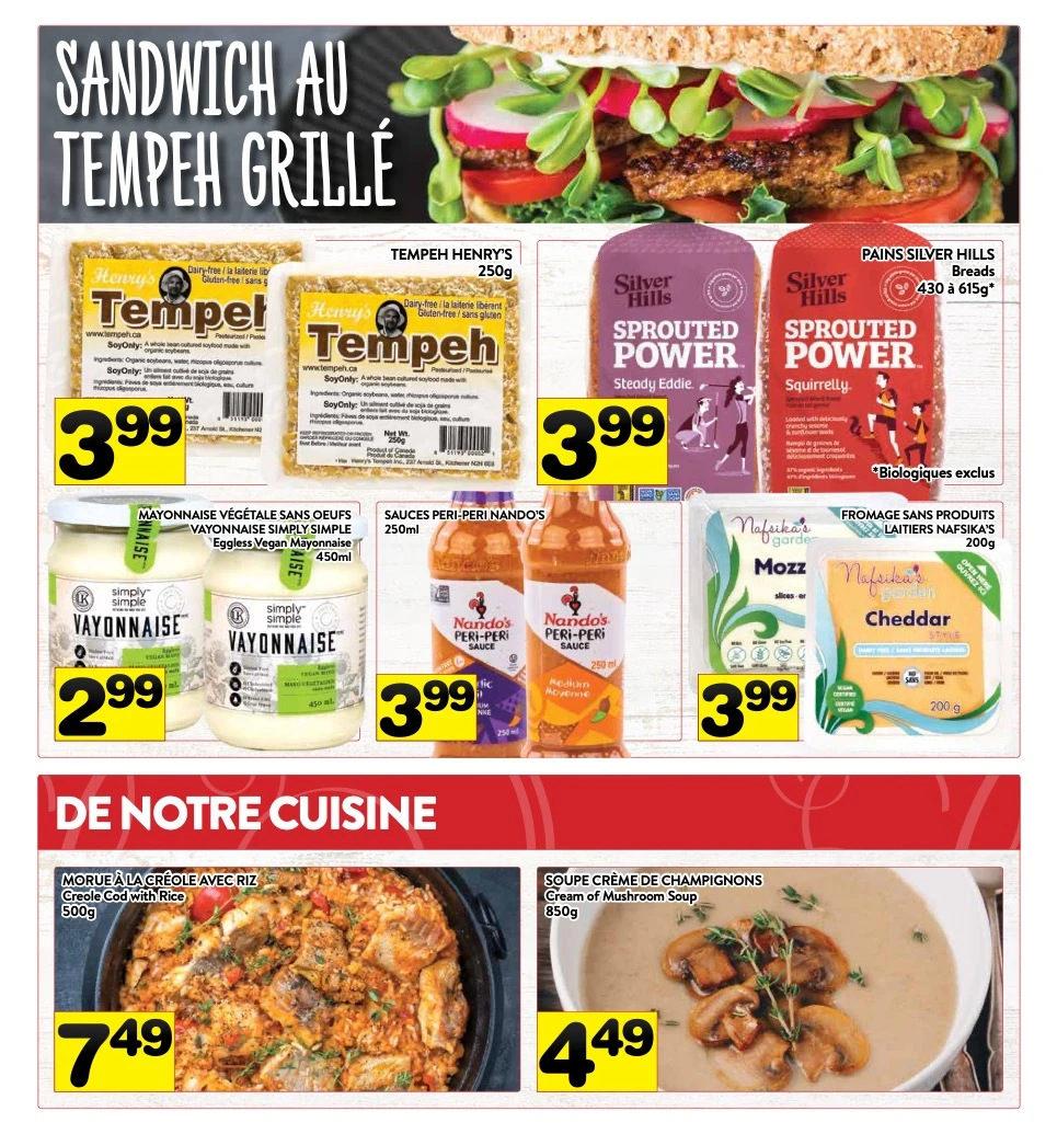 Circulaire Supermarché P.A. du 25 au 31 octobre 2021 - Page 6