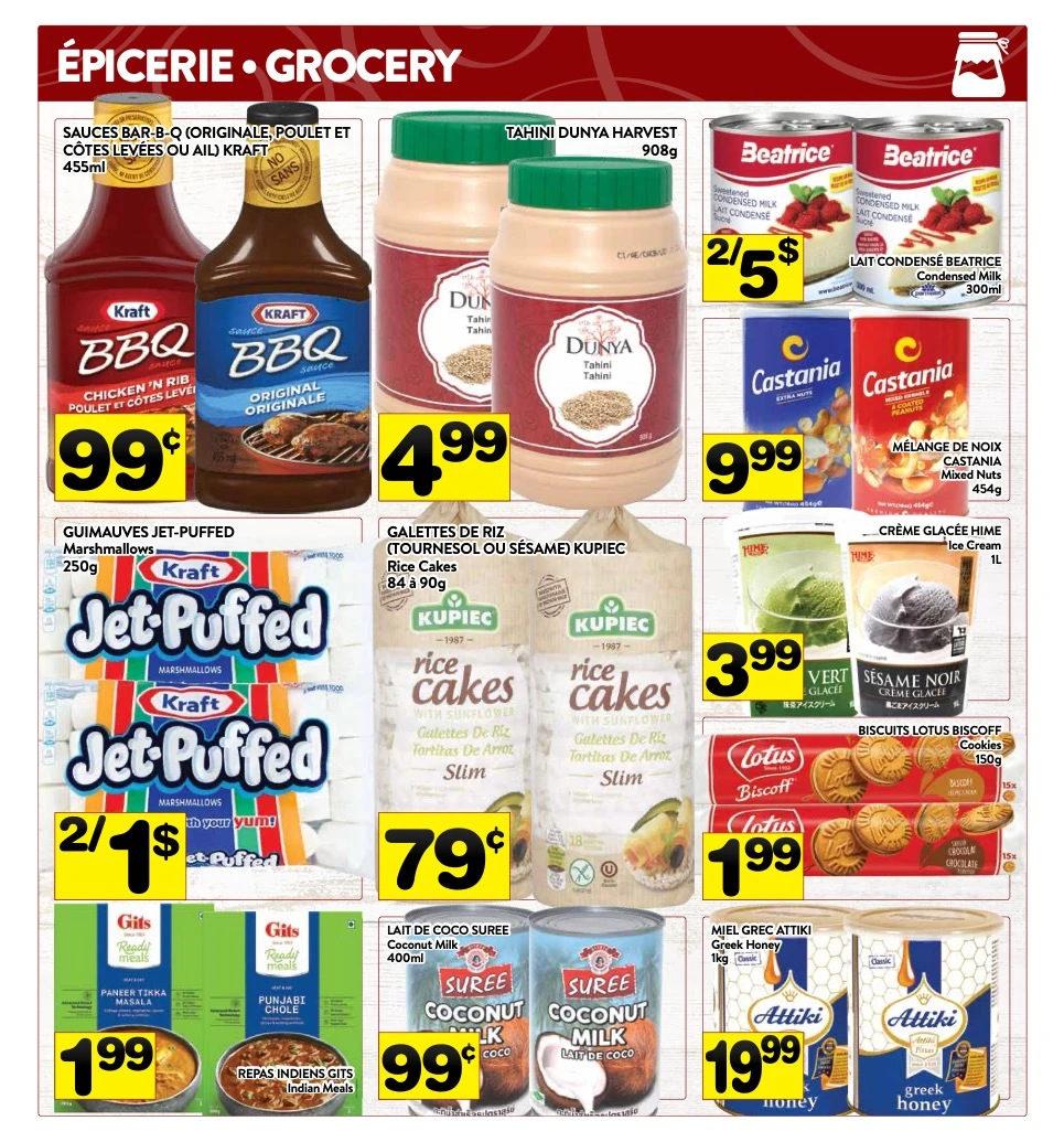 Circulaire Supermarché P.A. du 25 au 31 octobre 2021 - Page 7
