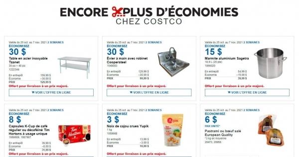 Image de la Promotion Rabais Costco pour l'entreprise seulement - Encore plus d'économies