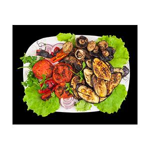 Végétatien - Légumes rôtis