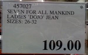 Étiquettes des spéciaux du Costco - prix de liquidation