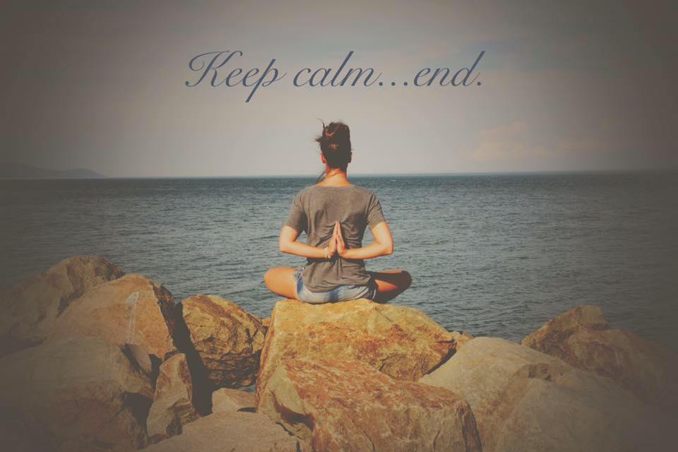 La Pause Yoga Chaud en Ligne