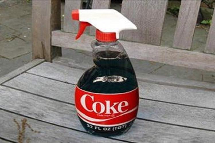 20 Utilisations que vous pouvez faire du Coca-Cola
