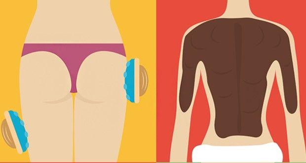 3 Astuces pour se Débarrasser de la Cellulite Naturellement et Rapidement