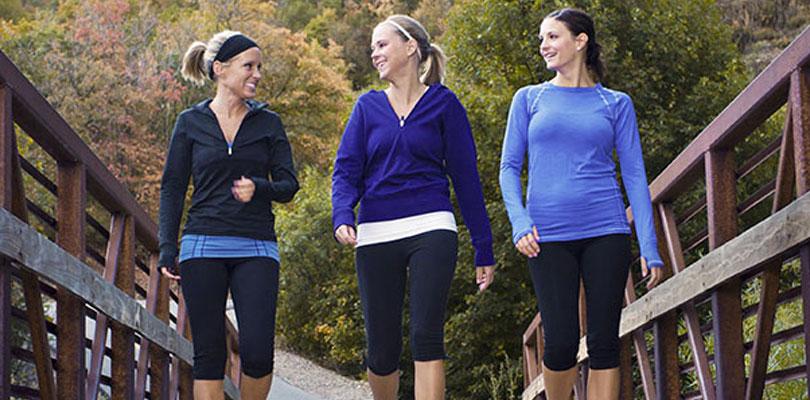 5 Raisons Pourquoi il est Préférable de Marcher que de Courir