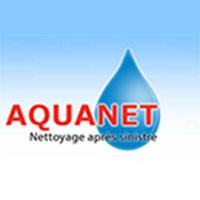 Logo Aquanet Nettoyage Après Sinistre