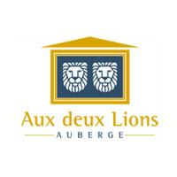 Logo Auberge Aux Deux Lions