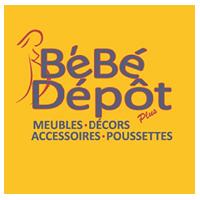 Logo Bébé Dépôt Plus