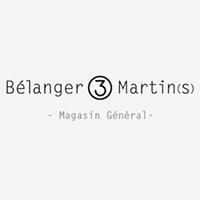 Logo Bélanger & Martins