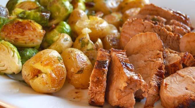 Photo Recette BBQ, Le Meilleur Filet de Porc