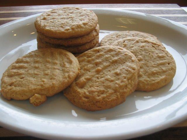 Biscuits au Beurre de Peanut et Érables