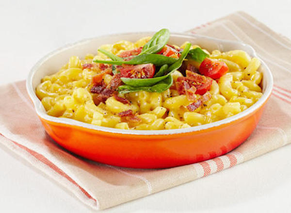 BLT de Type Macaroni au Fromage