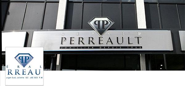 Bijouterie Gerald Perreault en ligne