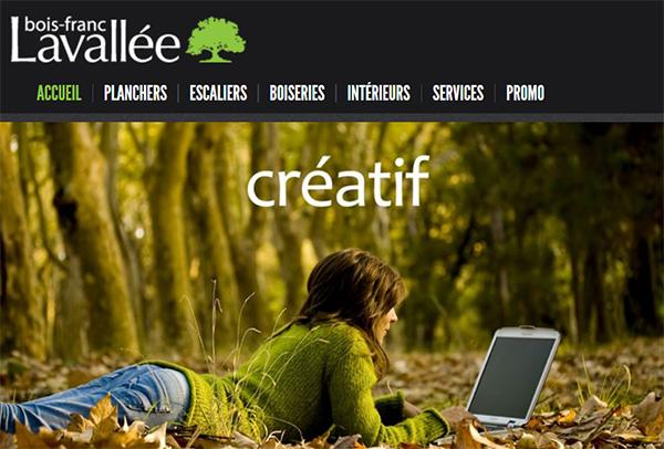 Bois Franc Lavallée en ligne