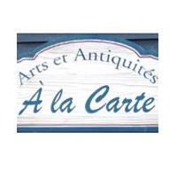 Logo À la Carte Arts et Antiquités