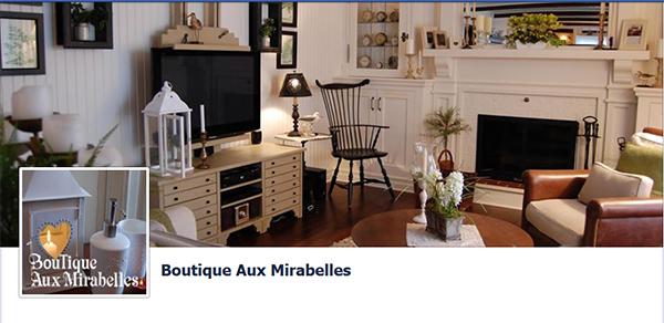 Boutique Aux Mirabelles en ligne