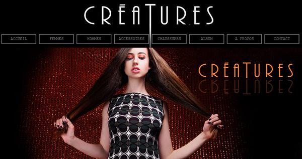 Boutique Créatures Montréal