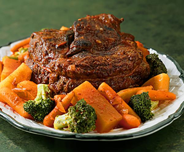Braisé de Bœuf aux Légumes