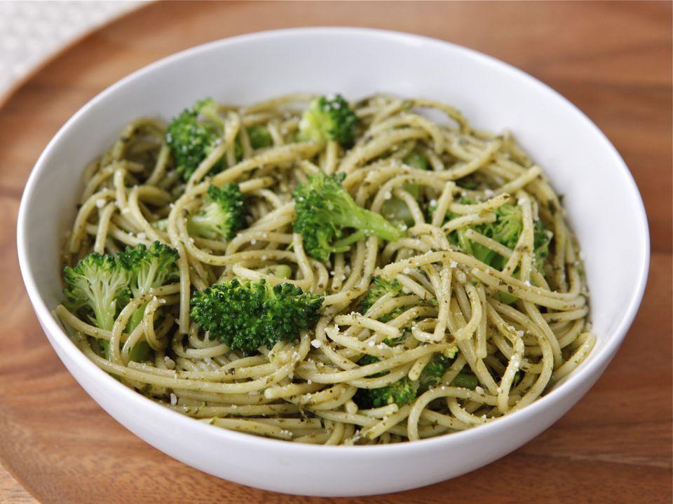 Spaghettini au Brocoli