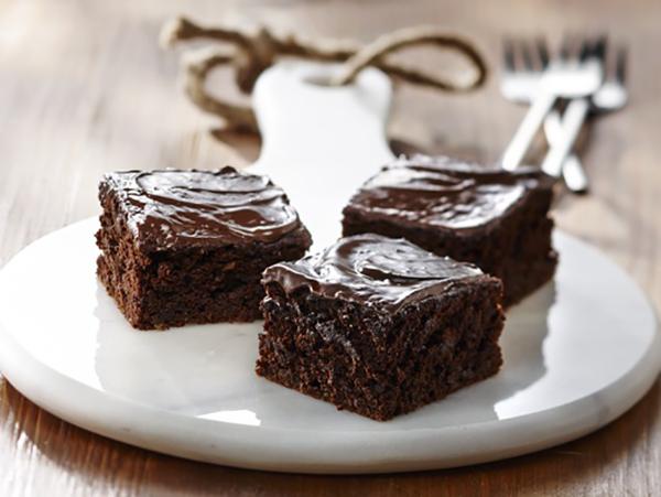 Photo Recette Brownies aux Petits Pois