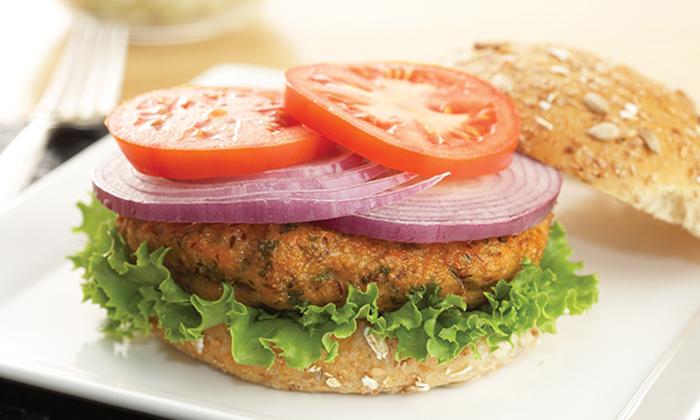 Burger Santé au Poulet