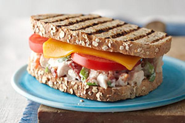 Photo Recette Sandwich à la Salade de Poulet