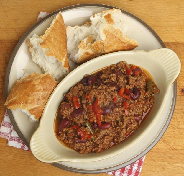 Photo Recette Chili Con Carne Facile