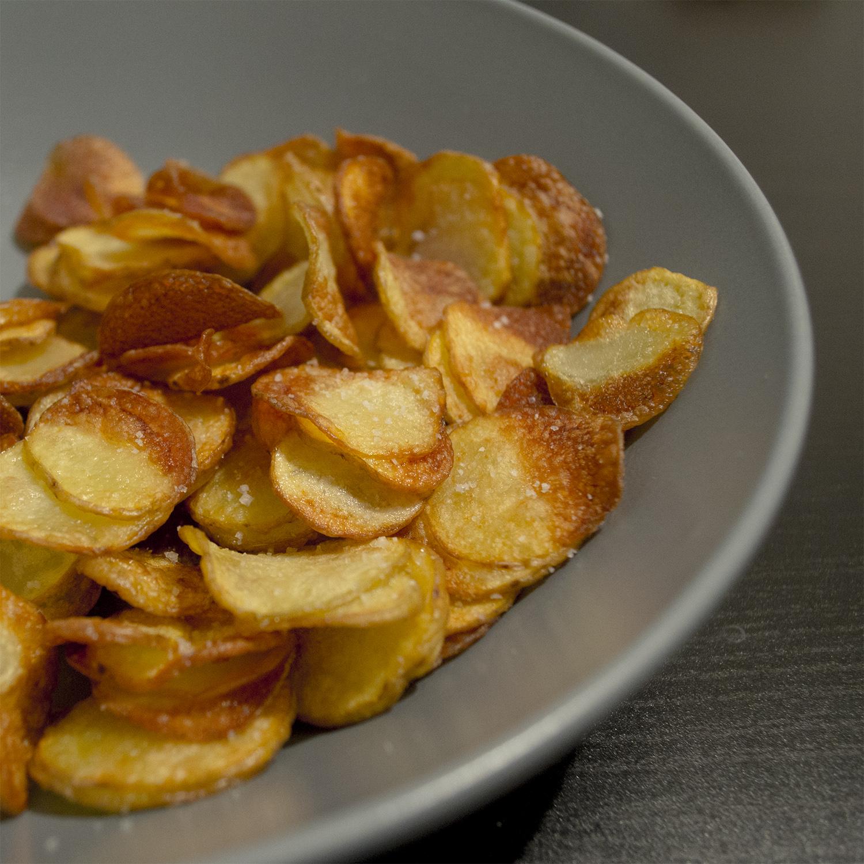 Chips Maison au Sel