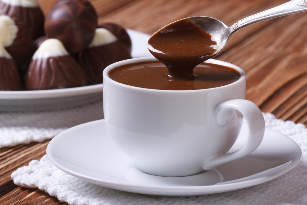 Chocolat Chaud à L'Italienne / Cioccolata
