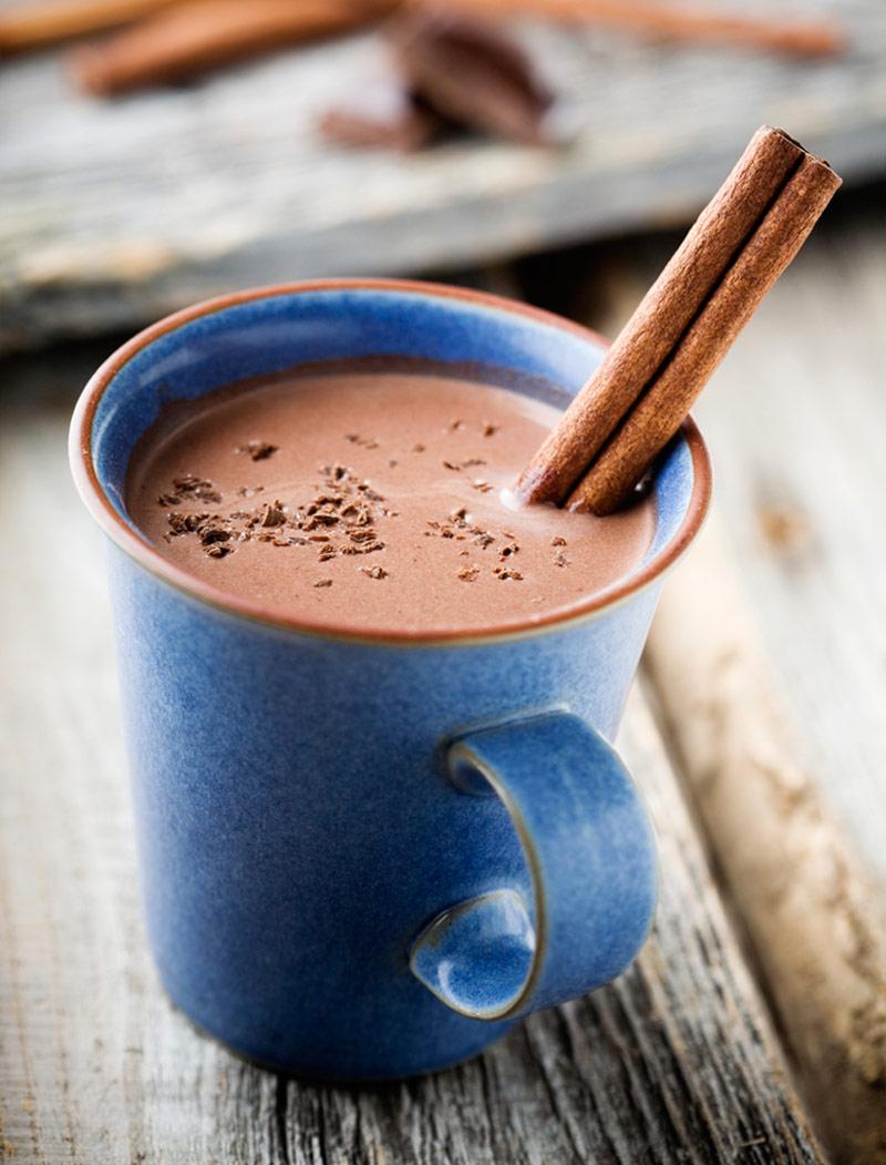 Photo Recette Recette Chocolat Chaud Riche et Décadent