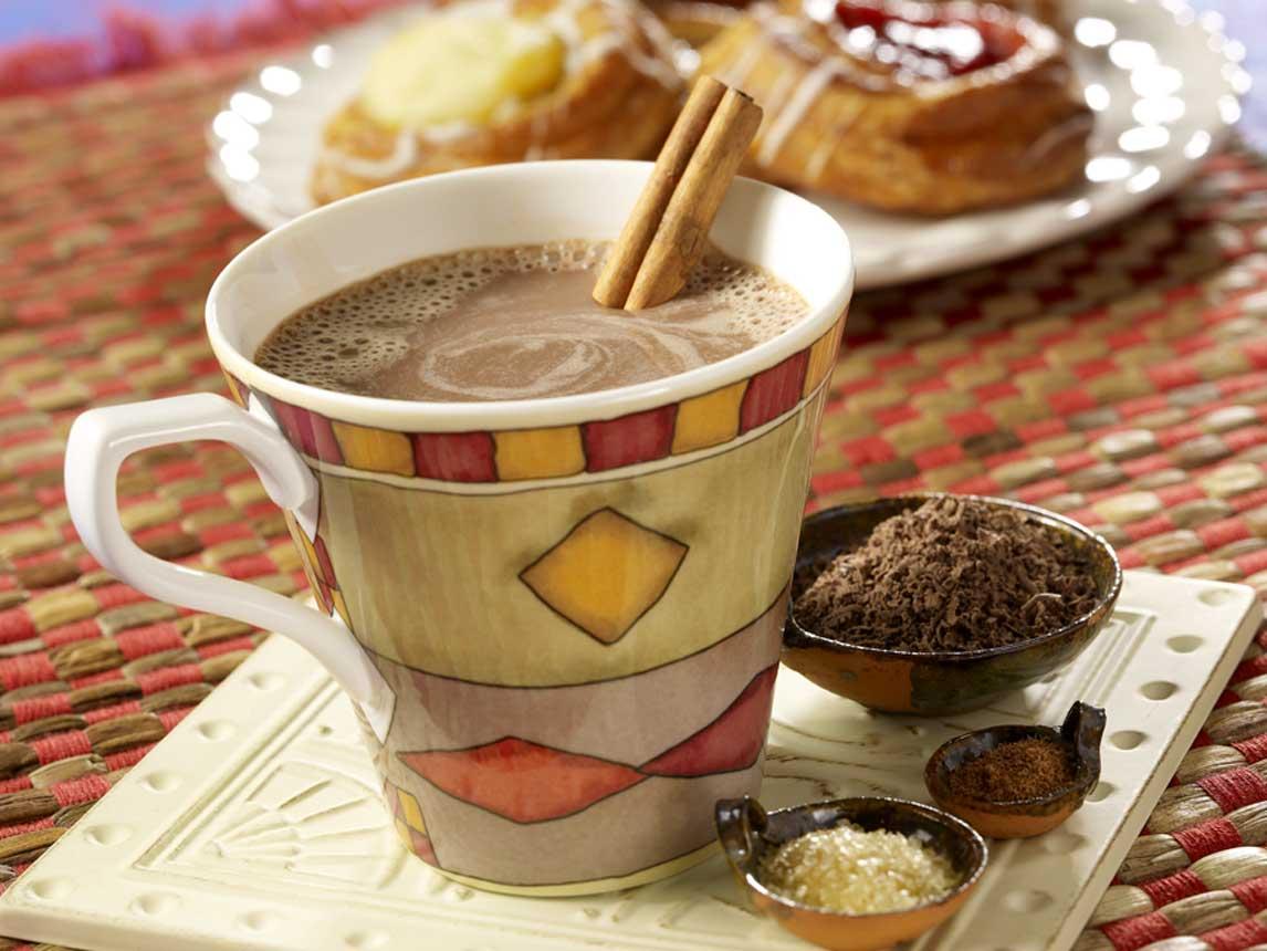 Chocolat Chaud à la Mexicaine