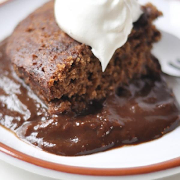 Photo Recette Gâteau Pouding Allégé au Chocolat