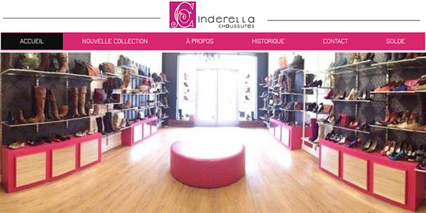 Cinderella Chaussures