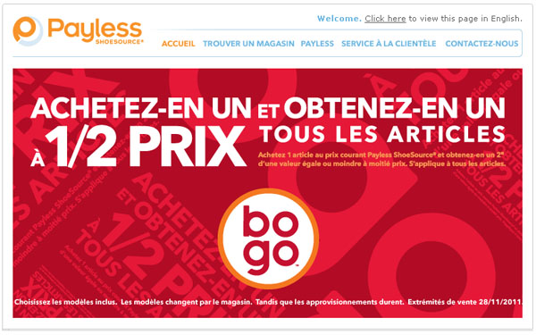 Circulaire-Chaussures-Payless-en-ligne