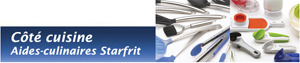 Aides Culinaires en ligne de Starfrit