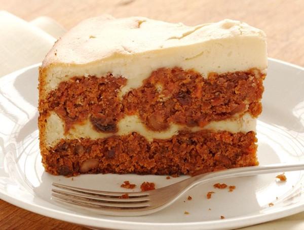 Citrouille Gâteau aux Carottes Cheesecake