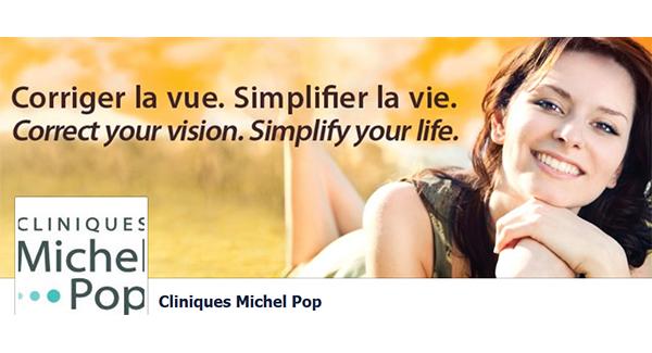 Cliniques Michel Pop en Ligne