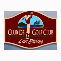 Club de Golf Lac Brome Foster 756 CH LAKESIDE