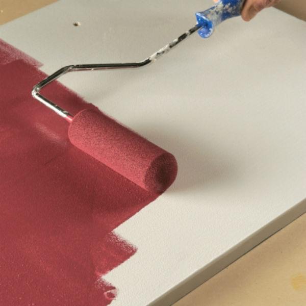 Comment Peindre la Mélamine?