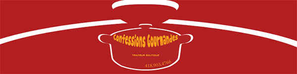 Confessions Gourmandes