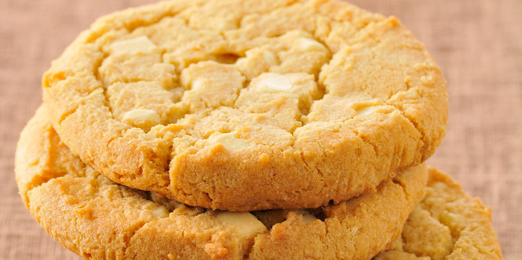 Photo Recette Cookies Faciles au Chocolat Blanc