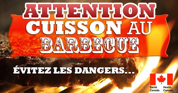 Consignes Obligatoires pour une Cuisson Sécuritaire sur le BBQ
