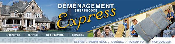Déménagement Sherbrook Express en ligne